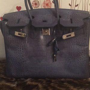 My Vintage Crocodile 🐊 handbag nice